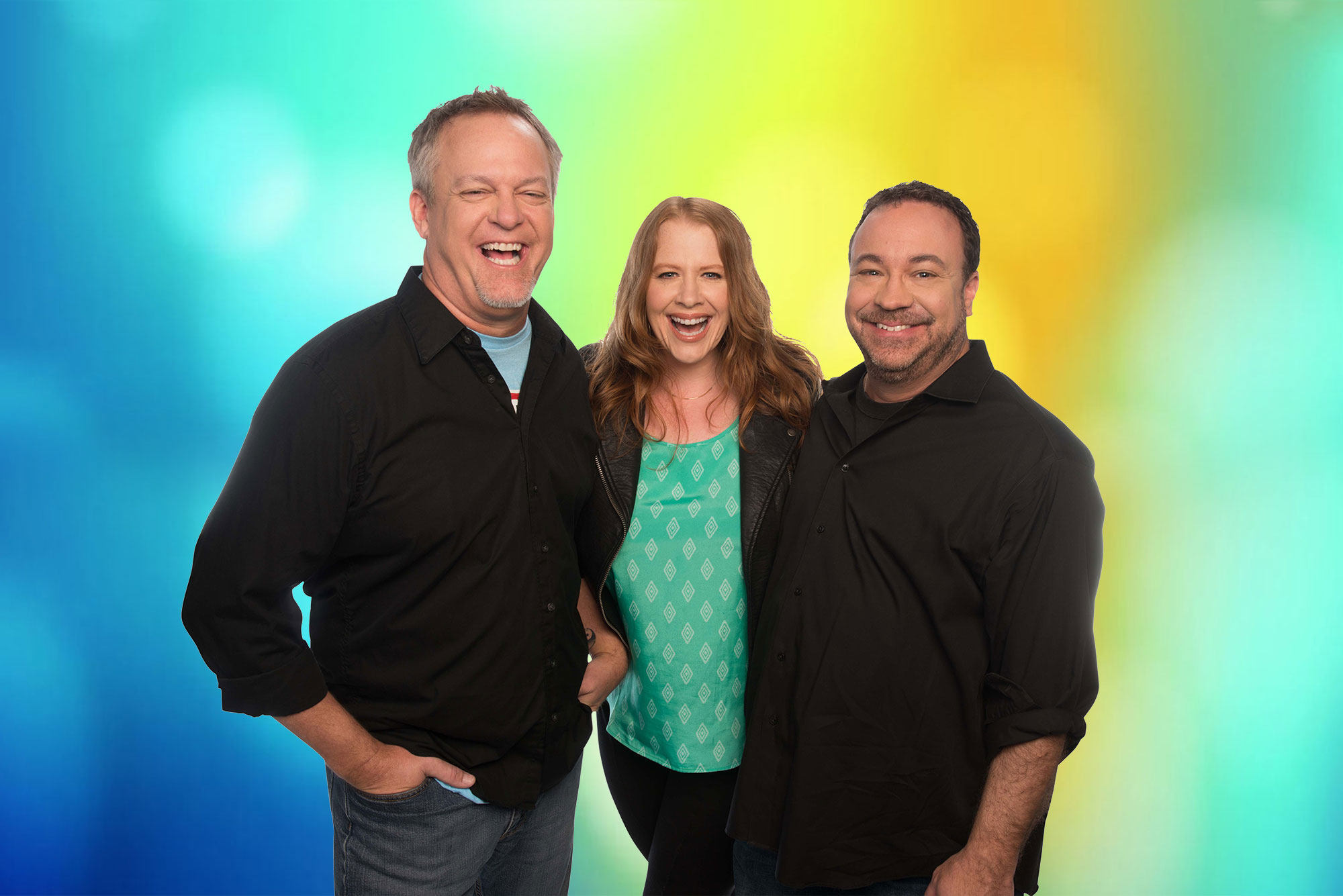Murphy Sam and Jodi radio morning show